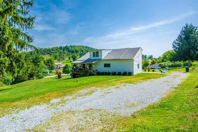 Wythe County Single Family Home For Sale: 2165 W Lee Highway