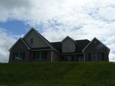 Radford Single Family Home For Sale: 4778 Shelburne Road