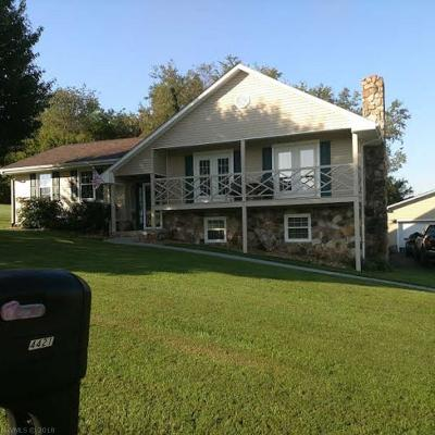 Pulaski County Single Family Home For Sale: 4421 Surrey Road