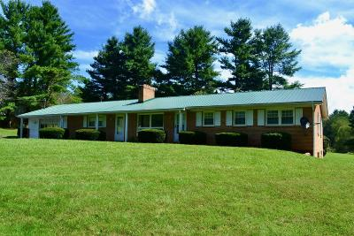 Pulaski County Single Family Home For Sale: 432 Farris Mines Road