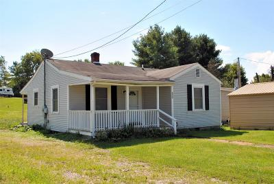 Pulaski County Single Family Home For Sale: 6928 Depot Road