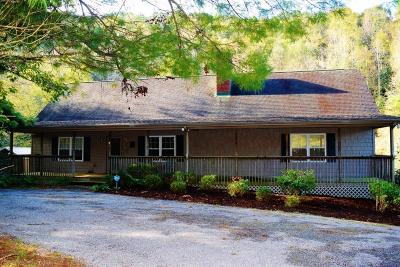 Floyd County Single Family Home For Sale: 1284 Meadow Run Road