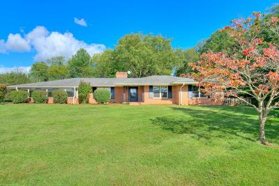 Montgomery County Single Family Home For Sale: 808 Dickerson Lane