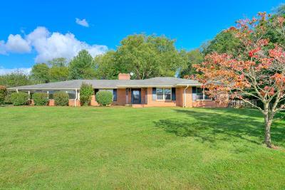 Blacksburg Single Family Home For Sale: 808 Dickerson Lane
