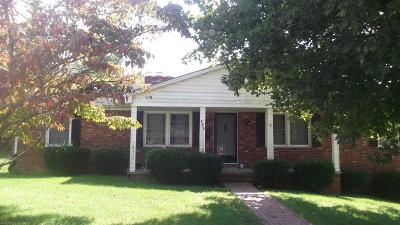 Montgomery County Single Family Home For Sale: 920 Carson Drive