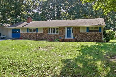 Dublin Single Family Home For Sale: 5644 Howell Drive