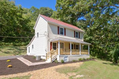 Christiansburg Single Family Home For Sale: 303 Coal Hollow Road