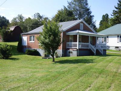 Wythe County Single Family Home For Sale: 7107 W Lee Highway
