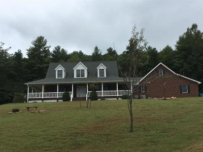 Floyd County Single Family Home For Sale: 617 Weeks Road