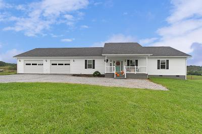 Floyd County Single Family Home For Sale: 834 Huffville Road