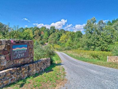 Pearisburg Residential Lots & Land For Sale: Lot 1 Angel View Lane