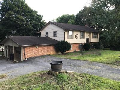 Wythe County Single Family Home For Sale: 1675 W Main Street