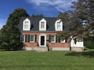 Giles County Single Family Home For Sale: 1201 Wenonah Avenue
