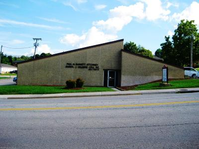 Christiansburg Commercial For Sale: 60 First Street