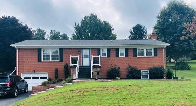 Montgomery County Single Family Home For Sale: 460 Atkinson Road