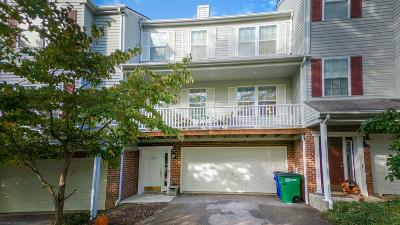 Christiansburg Condo/Townhouse For Sale: 355 Silver Leaf Drive