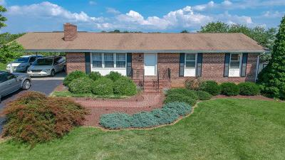 Montgomery County Single Family Home For Sale: 180 Henley Drive