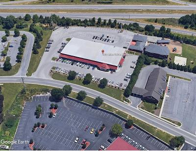 Christiansburg Commercial For Sale: 360 Arbor Drive