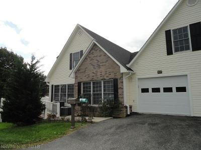 Pulaski VA Condo/Townhouse For Sale: $159,750