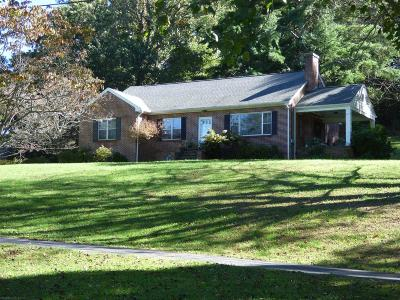 Floyd VA Single Family Home For Sale: $240,000