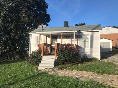 Dublin VA Single Family Home For Sale: $75,900
