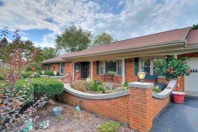 Montgomery County Single Family Home For Sale: 1575 Depot Street