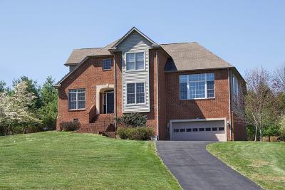 Blacksburg VA Single Family Home For Sale: $449,900