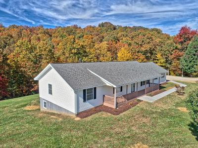 Blacksburg VA Single Family Home For Sale: $289,900