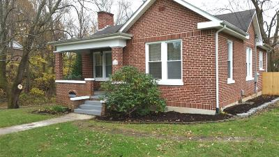 Pulaski County Single Family Home For Sale: 103 14th Street