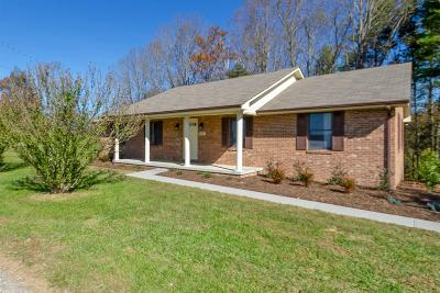 Riner Single Family Home For Sale: 5643 Brush Creek Road
