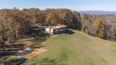 Blacksburg Single Family Home For Sale: 1620 High Knob Lane