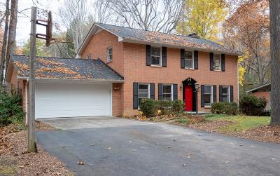 Blacksburg VA Single Family Home For Sale: $359,900