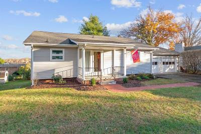 Pulaski County Single Family Home For Sale: 4570 Lakeland Road Road