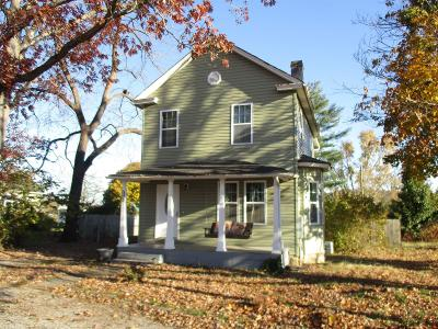 Radford Single Family Home For Sale: 1110 Fifth Street