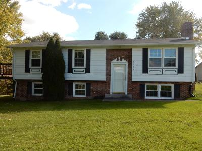 Christiansburg VA Single Family Home For Sale: $142,500