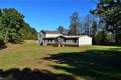 Westfield NC Single Family Home For Sale: $179,000