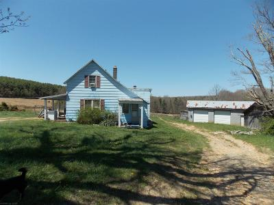 Floyd County Single Family Home For Sale: 432 Camp Five Road