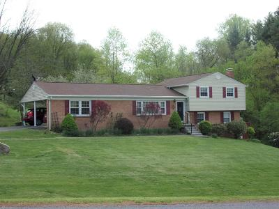 Giles County Single Family Home For Sale: 717 S Clifford Street