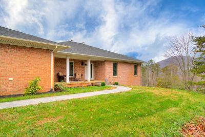 Blacksburg VA Single Family Home For Sale: $450,000