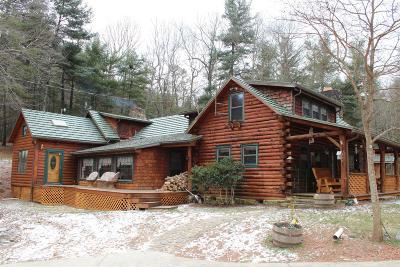 Pulaski County Single Family Home For Sale: 7434 Little Creek Highway