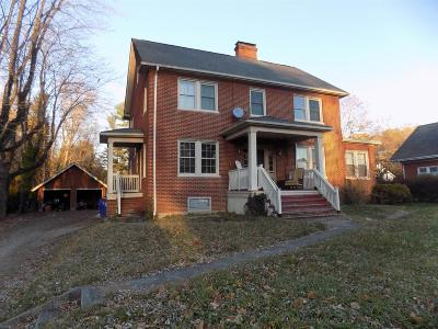 Blacksburg VA Single Family Home For Sale: $499,000