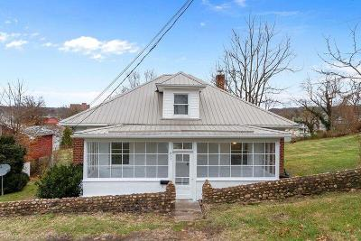 Radford Single Family Home For Sale: 311 Fourth Avenue