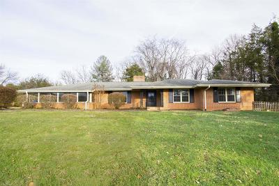 Blacksburg VA Single Family Home For Sale: $369,900