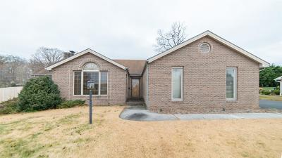 Pulaski Single Family Home For Sale: 1315 Hopkins Drive
