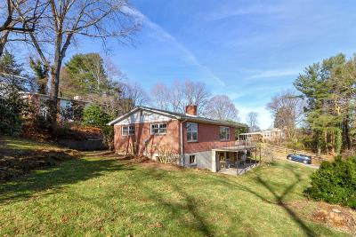 Blacksburg VA Single Family Home For Sale: $219,500