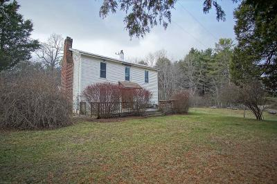 Willis Single Family Home For Sale: 1454 Firehouse Road