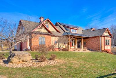 Blacksburg Single Family Home For Sale: 3930 Horse Farm Road