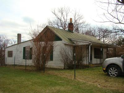 Pulaski VA Single Family Home For Sale: $17,500