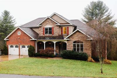 Blacksburg VA Single Family Home For Sale: $524,900