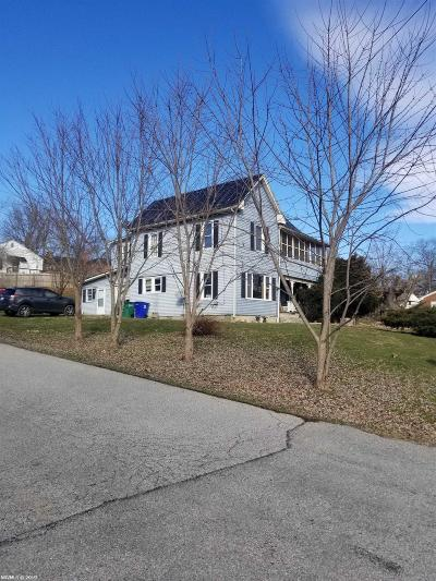 Christiansburg Multi Family Home For Sale: 765 College Street